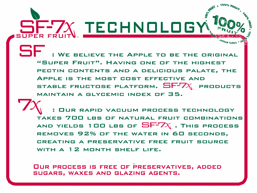 SF-7x SUPER FRUIT